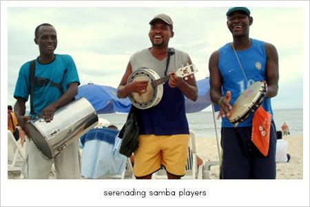 samba singers