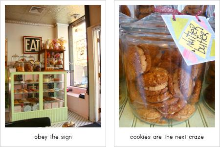 kitchenette pastries